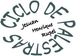 Ciclo de Palestras Professor Jesuan Henrique Rupel 40 anos DEQUIM